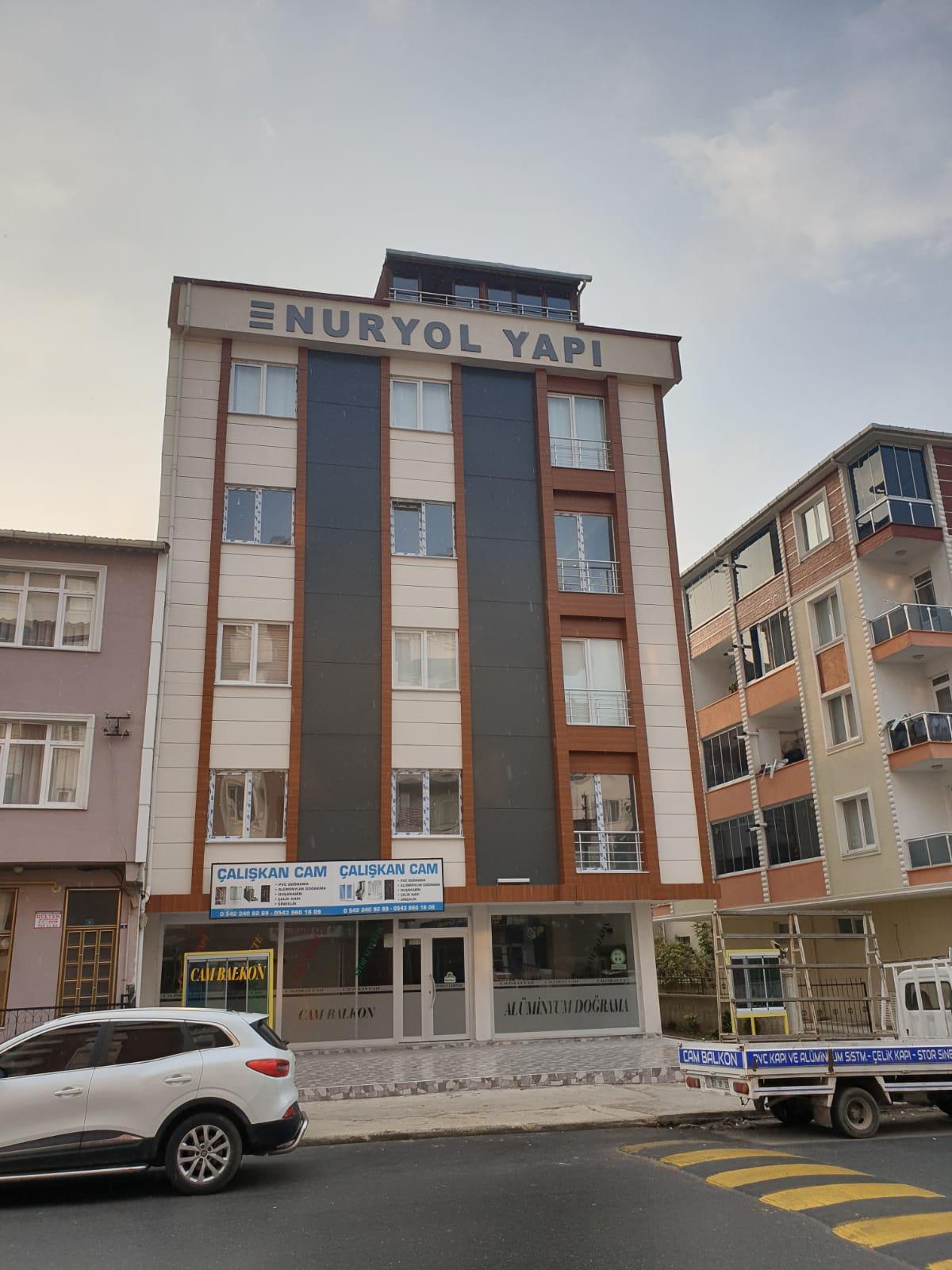 Nurdoğan Şeker Apartmanı